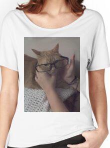 Smartcat Women's Relaxed Fit T-Shirt