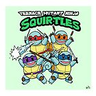 Teenage Mutant Ninja Squirtles by AnchorComics