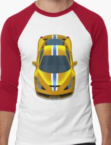 Ferrari 458 speciale Men's Baseball ¾ T-Shirt