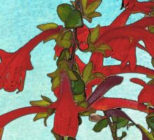 Lipstick Plant Sticker