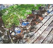 The Buckets of Grand Portage Photographic Print