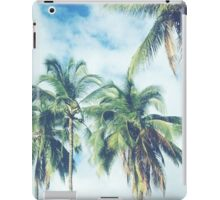 Palm Trees 2 iPad Case/Skin