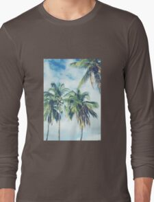 Palm Trees 2 Long Sleeve T-Shirt