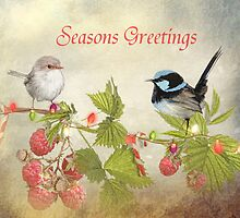 A Little Birdy Told Me .... Christmas Is On Its Way by Trudi's Images