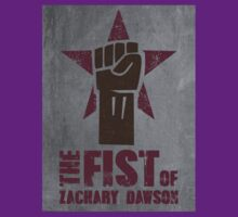 The Fist Of Zachary Dawson by dockerland