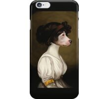 Ruffs and Collars - Etna iPhone Case/Skin