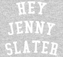 HEY JENNY SLATER (Grosse Pointe Blank) by Tabner