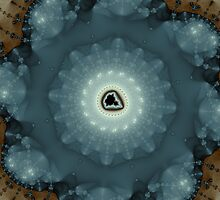 Exiled Mandelbrot No. 30 by Mark Eggleston
