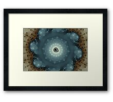 Exiled Mandelbrot No. 30 Framed Print
