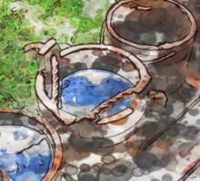 The Buckets of Grand Portage Sticker