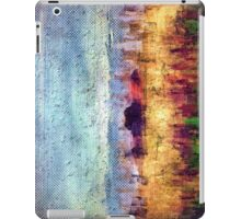 Late-summer Italian Rural Landscape iPad Case/Skin
