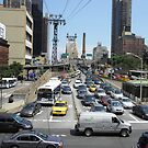 New York City - 59th Street - Queensboro Bridge by AJ Belongia