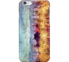 Late-summer Italian Rural Landscape iPhone Case/Skin