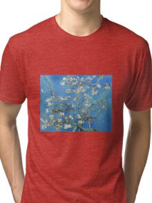 Vintage Vincent Van Gogh Almond Blossoms Tri-blend T-Shirt
