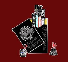 Star wars cigarette by Arry