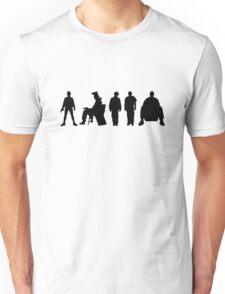 Walter Evolution Unisex T-Shirt