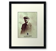 Gentleman... Framed Print