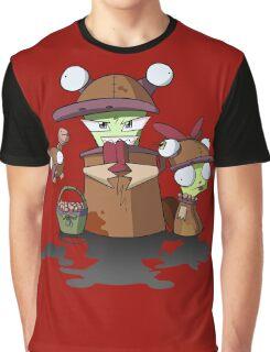 Merry Platypus Graphic T-Shirt