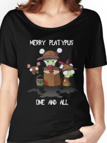 Merry Platypus Women's Relaxed Fit T-Shirt