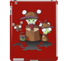 Merry Platypus iPad Case/Skin