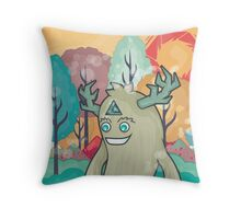 Hipparchus Throw Pillow