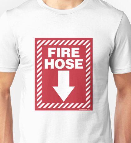 Fire Hose Unisex T-Shirt