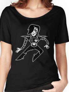 Mettaton Shirt Women's Relaxed Fit T-Shirt