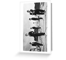 bigbang  Greeting Card