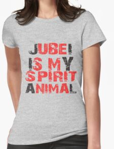 Jubei Is My Spirit Animal Womens Fitted T-Shirt