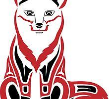 Mahkesis - Fox by AdeleArseneau