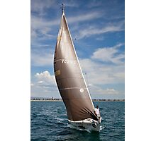 Sailing I Photographic Print