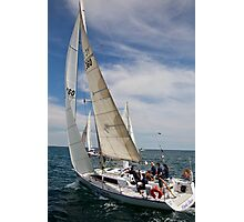 Sailing III Photographic Print