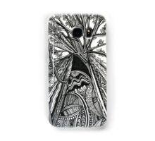 Regal A Tree Ink Drawing Samsung Galaxy Case/Skin