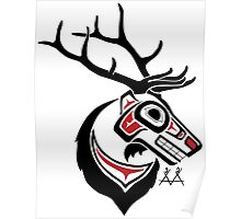 Wawaskisiw - Elk Poster