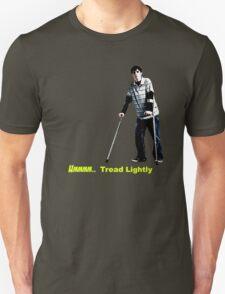 Walt Jr - Tread lightly - Large Unisex T-Shirt