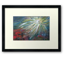 Timeless life Framed Print