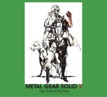 Metal Gear Solid One Piece - Short Sleeve