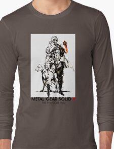 Metal Gear Solid Long Sleeve T-Shirt