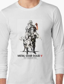 Metal Gear Solid Long Sleeve T-Shirt