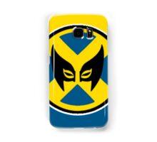 Wolverine Symbol Samsung Galaxy Case/Skin