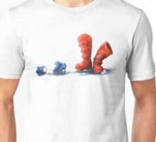 Hard day of work (version 2) Unisex T-Shirt