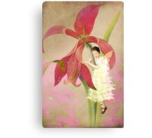 Flower Spirit Canvas Print