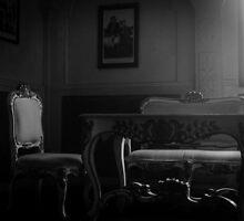 Room of the Old King by Putu Agung Wija Putera