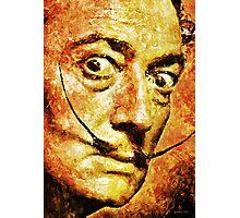 Dali's Eyes Photographic Print
