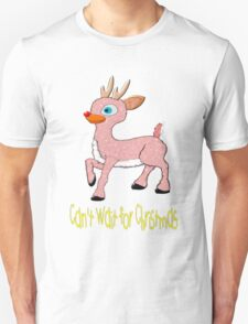 Can't Wait for Christmas T-shirt Unisex T-Shirt