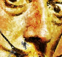 Dali's Eyes Sticker