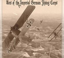 Aces of the Imperial German Flying Corps by A. Hermann
