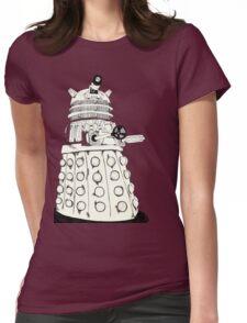 Dalek Womens Fitted T-Shirt