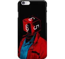 d6 iPhone Case/Skin