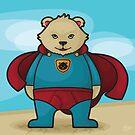 Super Oso by Monstruonauta